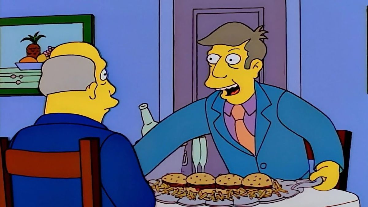 Steamed Hams will return to The Simpsons later this year