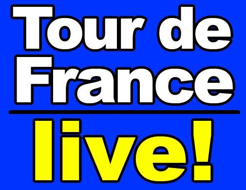 Tour De France Text Updates