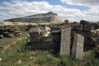 massive stone complex