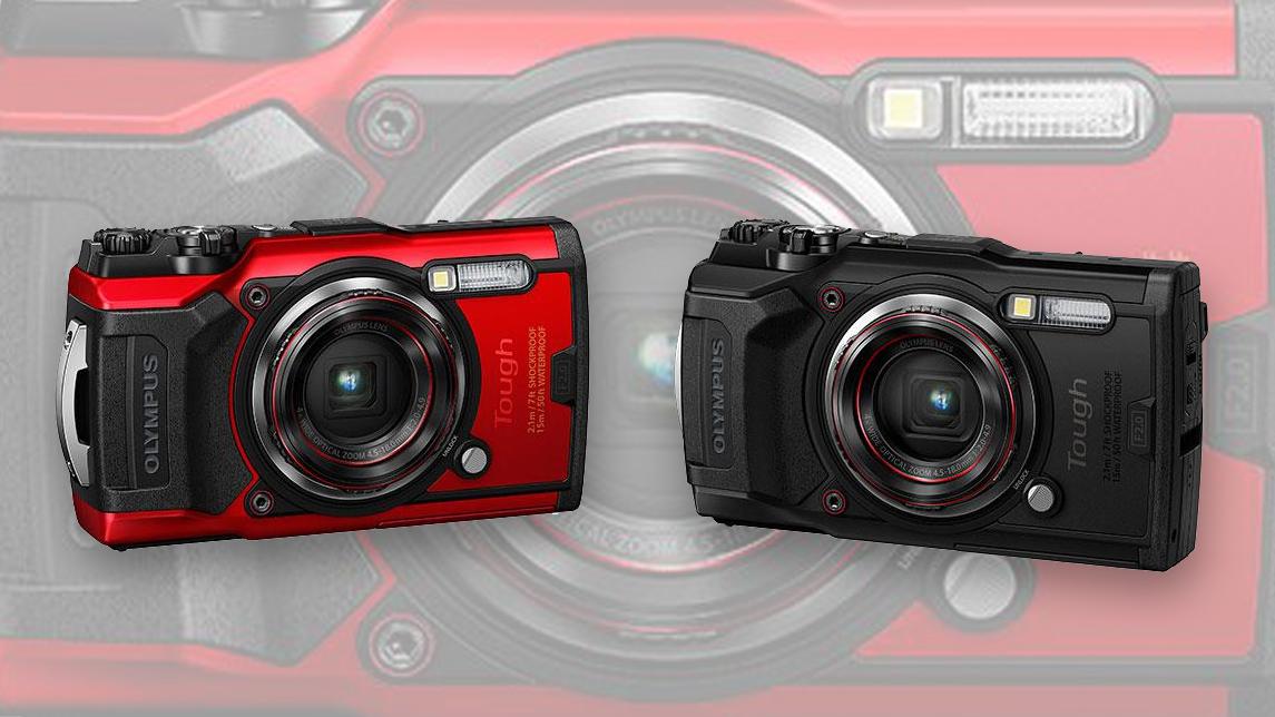 Olympus Tough TG-6 images and specs leak: a 12MP waterproof wonder | Digital Camera World