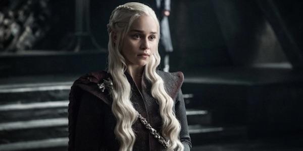 Dany in Dragonstone in Season 7