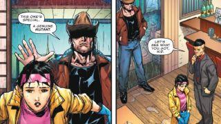 X-Men Legends #7 excerpt