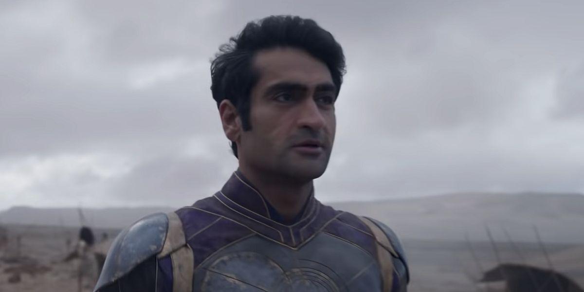 Kumail Nanjiani in Eternals