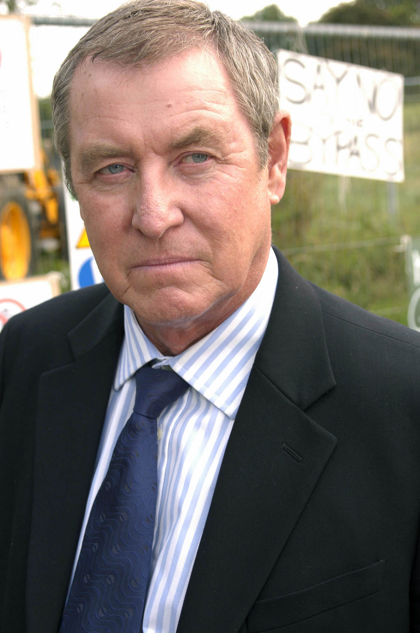 Midsomer Murders boss suspended in race row
