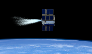 Steam-Powered Cubesats Dance in Space as One NASA Spacecraft Commands Its Twin