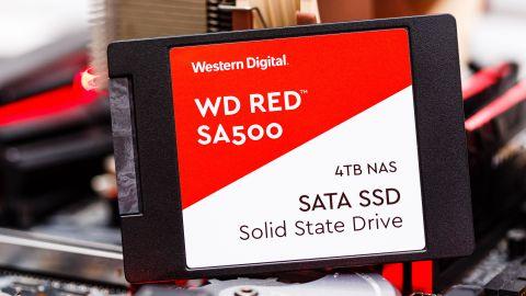 WD Red SA500 4TB