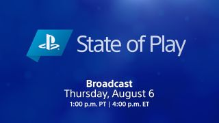 State of Play live stream