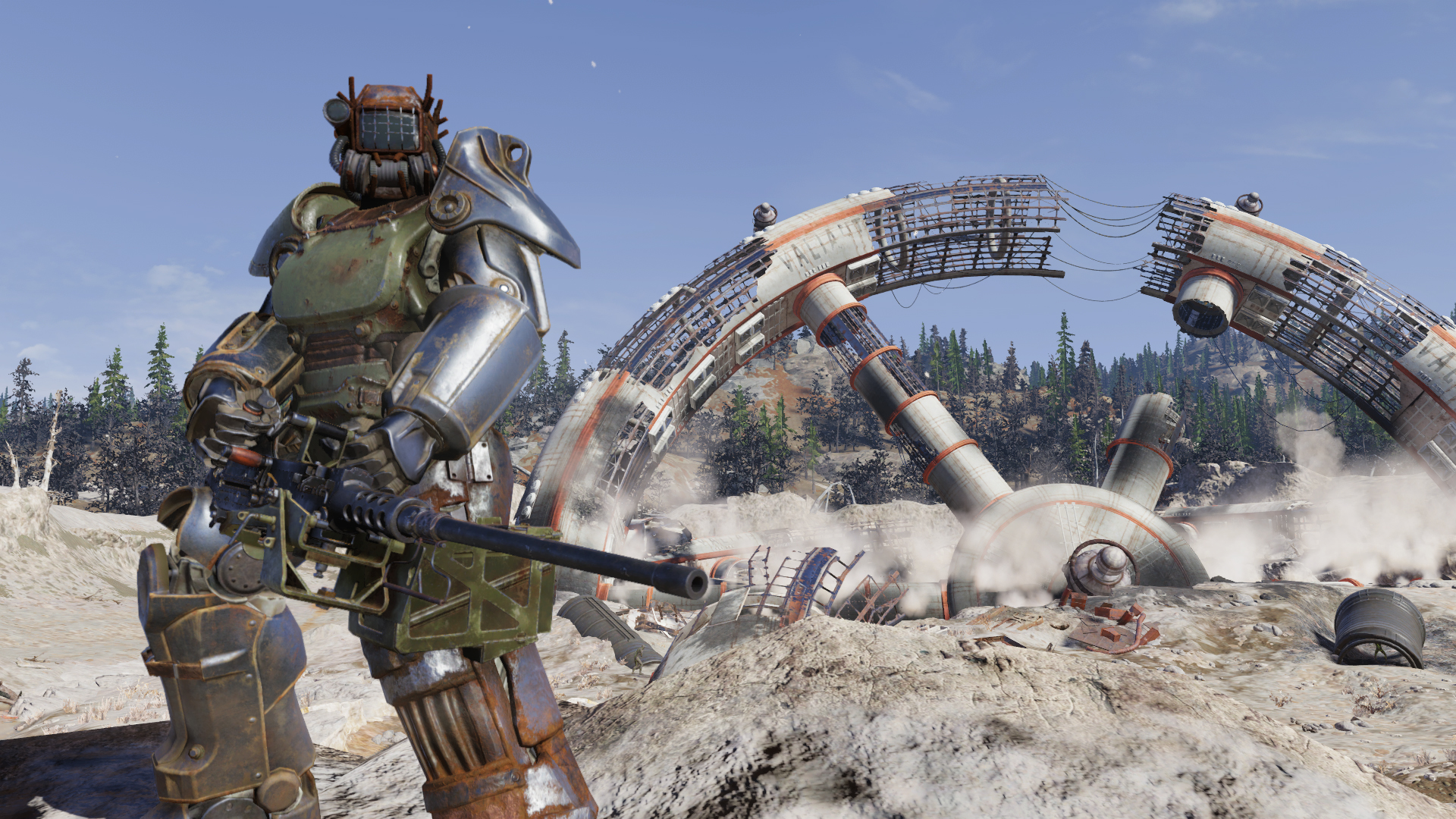 New quests and events coming to Fallout 76, plus another