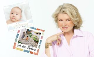 Discover great photo book deals on new Martha Stewart collection from Mixbook