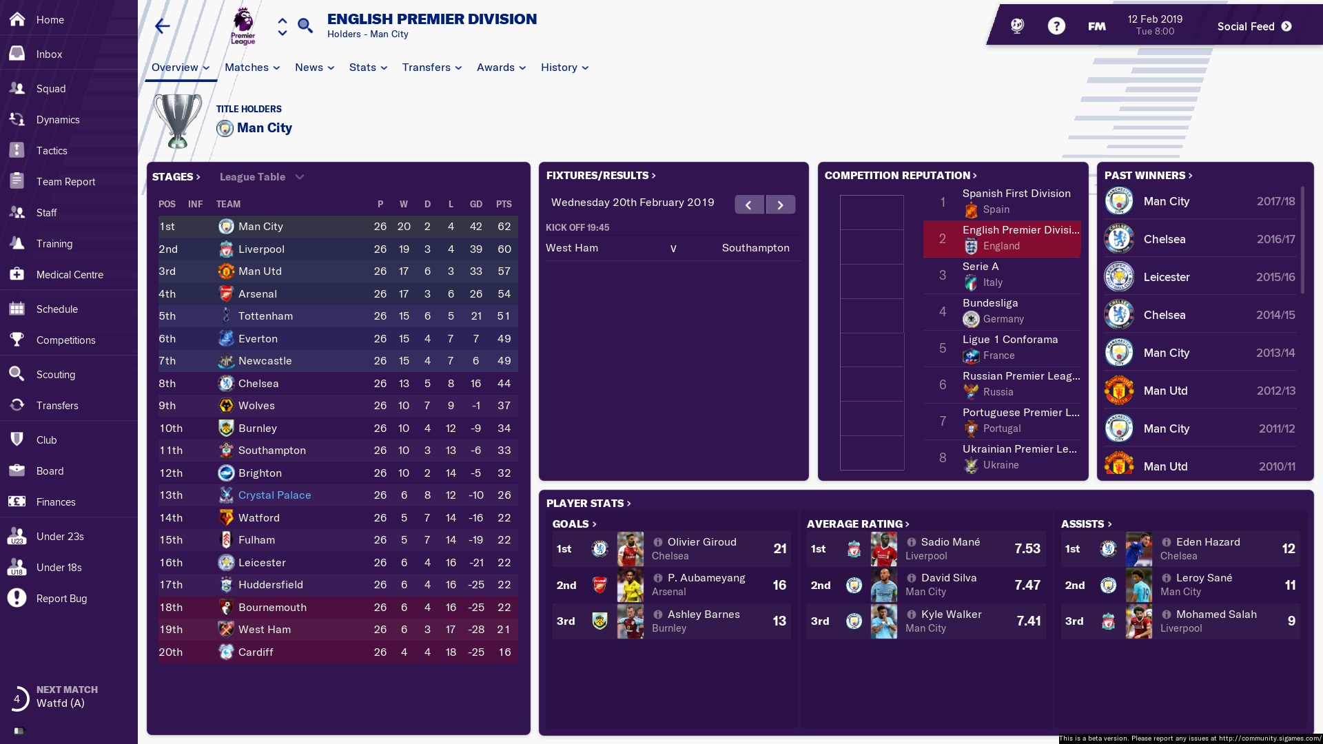 How to install real Football Manager 2019 kits, badges, and