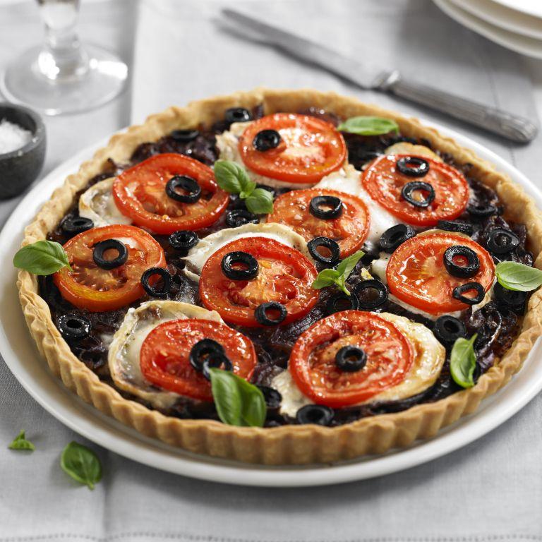 Provencal Tart Recipe-pastry recipes-recipe ideas-new recipes-woman and home