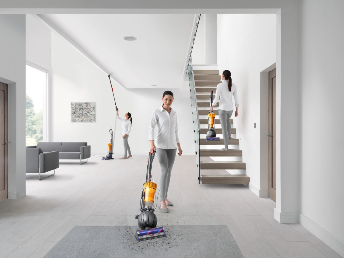 Dyson Light Ball Multi Floor Vacuum Cleaner Review Real
