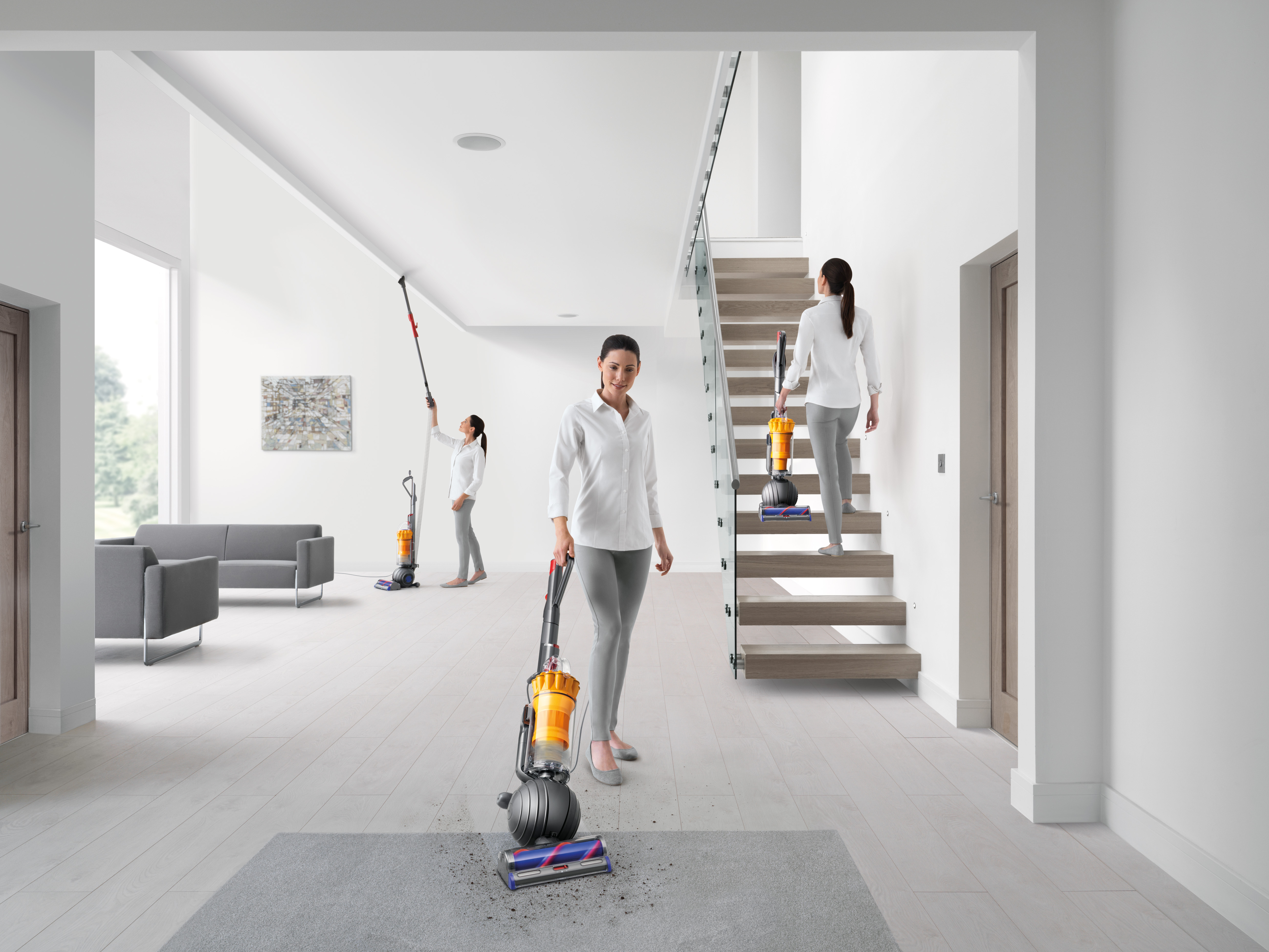 Dyson Light Ball Multi Floor Vacuum