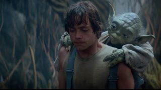 'Star Wars' Yoda and Luke