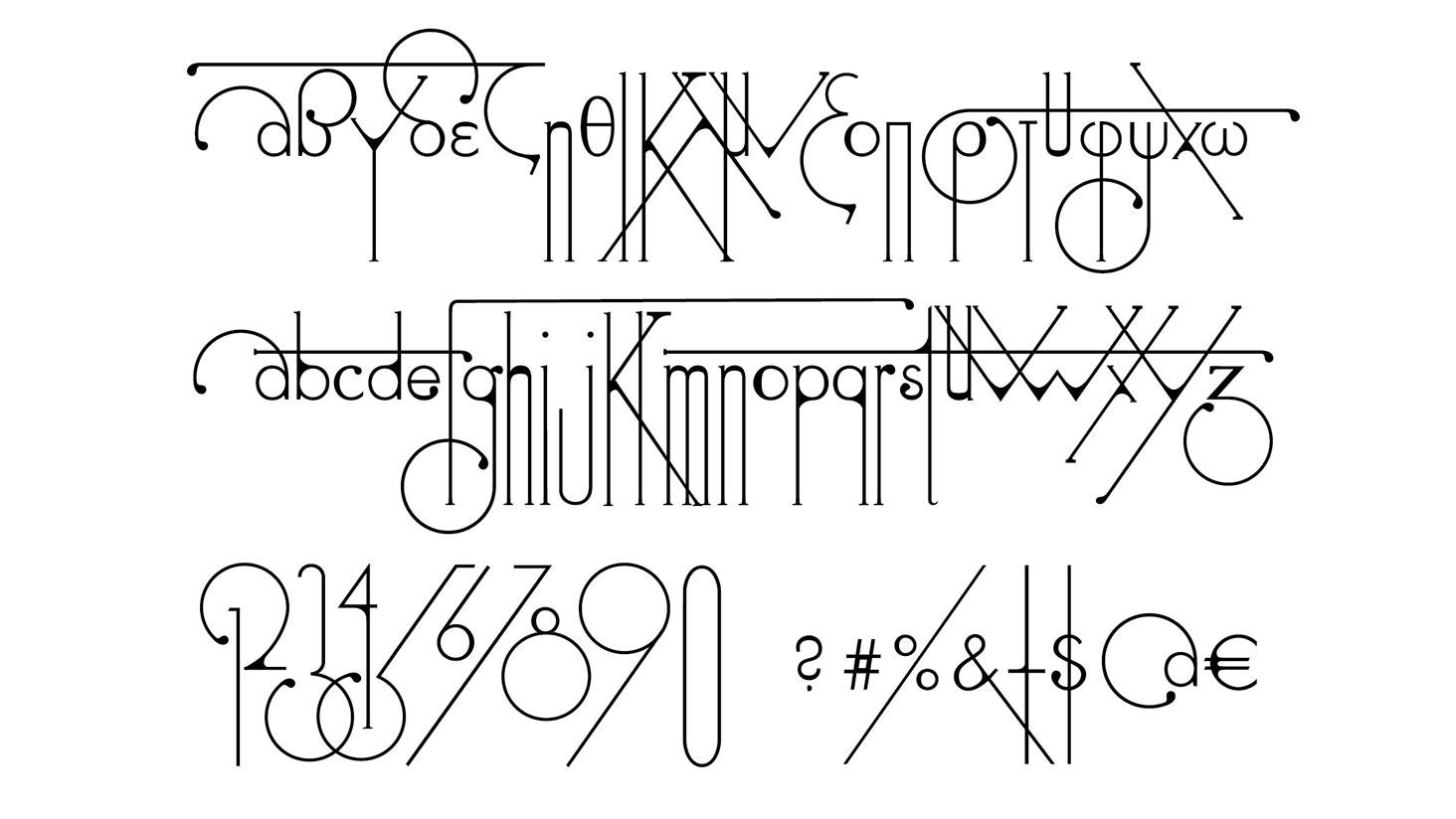 Best free fonts: Futuracha