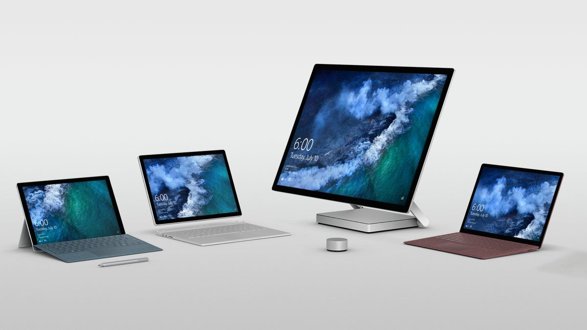 New Microsoft Surface teased on Twitter ahead of official unveiling