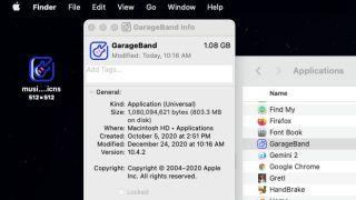 How to use custom app icons on a Mac