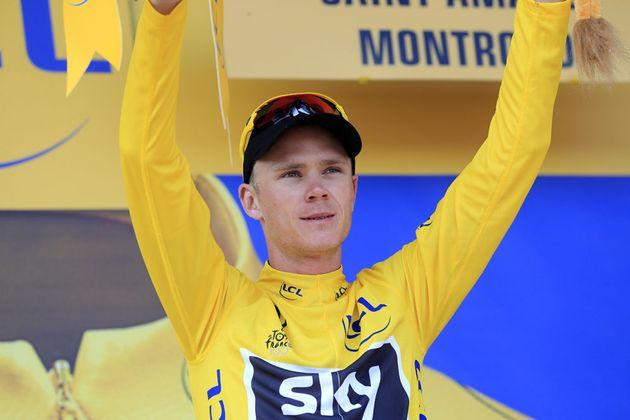 Chris Froome maintains lead, Tour de France 2013, stage 13