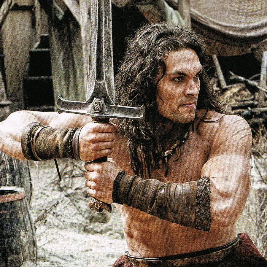Bloody New Conan Photos May Reveal The Barbarian Movie's Villain #4264