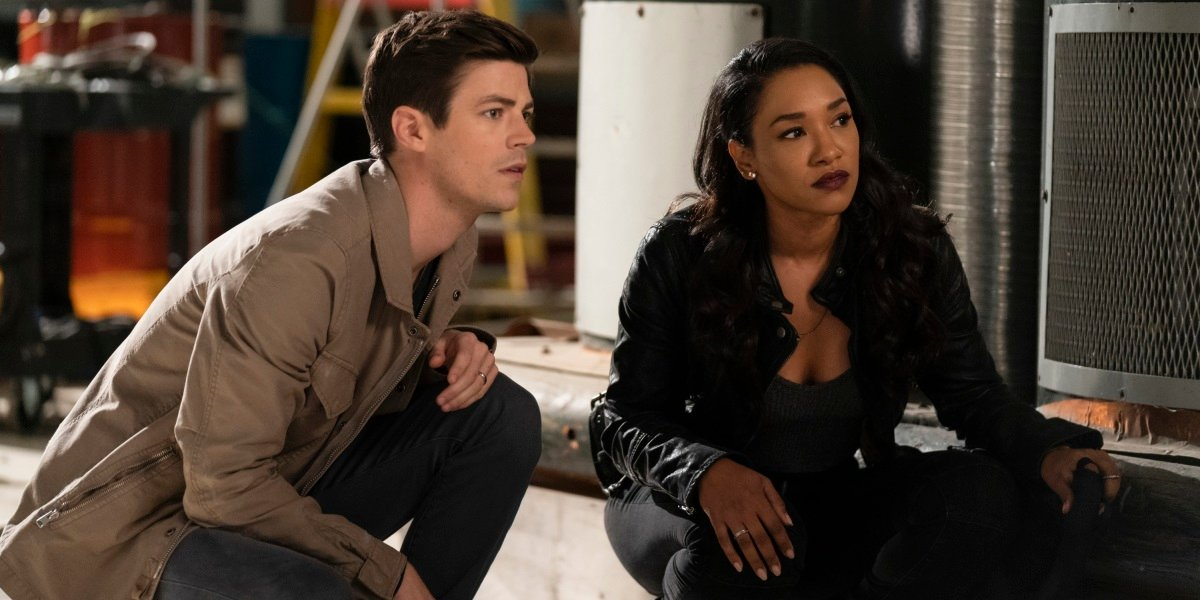 The Flash Will Do 'Crazier Things' And 'Go Further' After Its Major Iris Twist