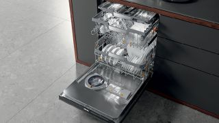 Miele's new dishwasher automatically dispenses the detergent for you - here's what else is new