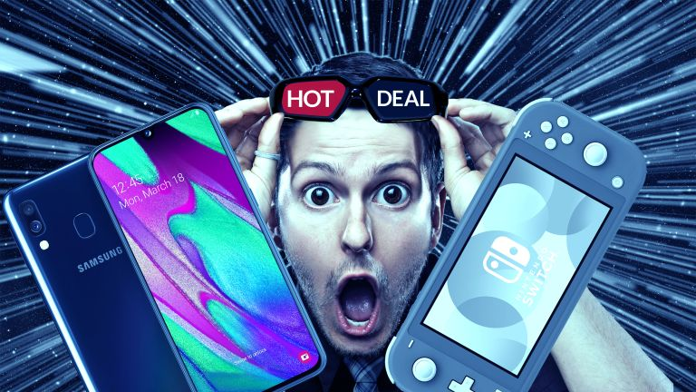 Black Friday Nintendo Switch phone deals Samsung Galaxy A40