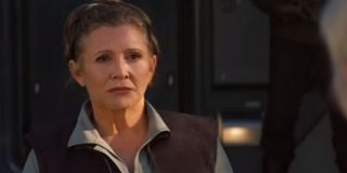 carrie fisher advice giver