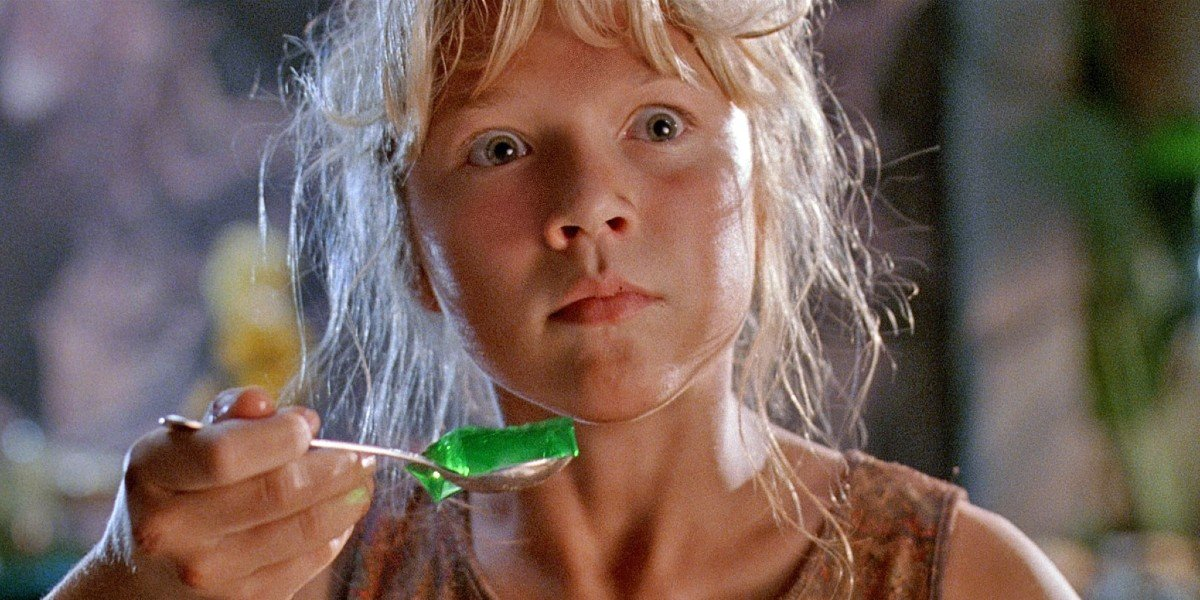 Ariana Richards in Jurassic Park
