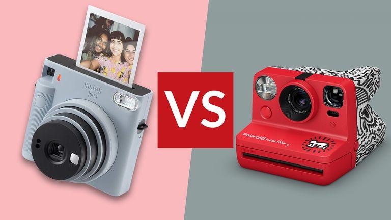 Fujifilm Instax vs Polaroid