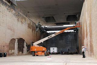 Shuttle Launch Pad Repairs to Begin
