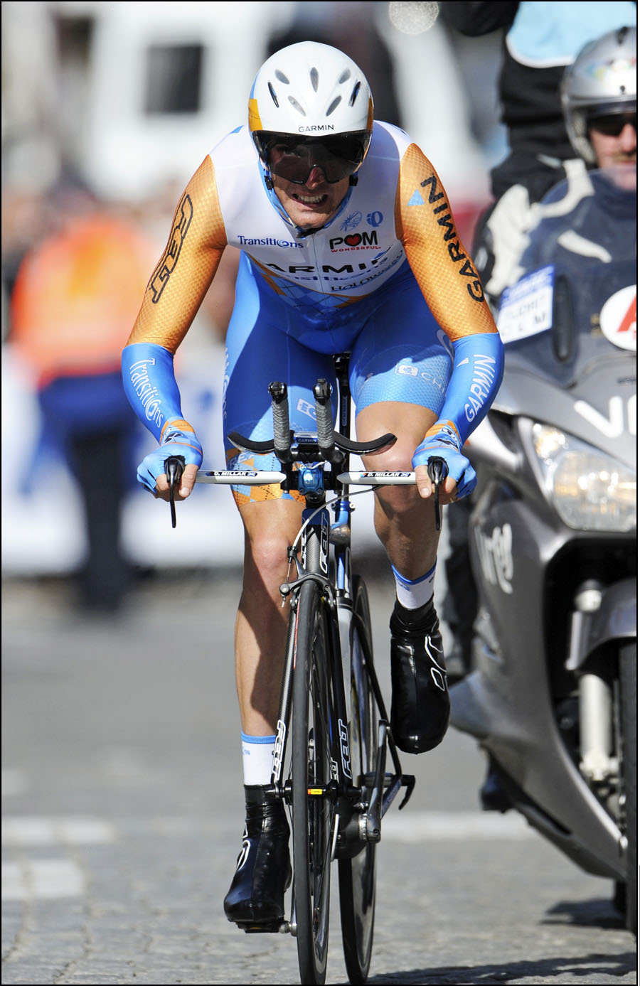 David Millar wins stage 3b, Three Days of De Panne 2010