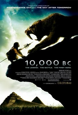 Movie Review: 10,000 B.C.