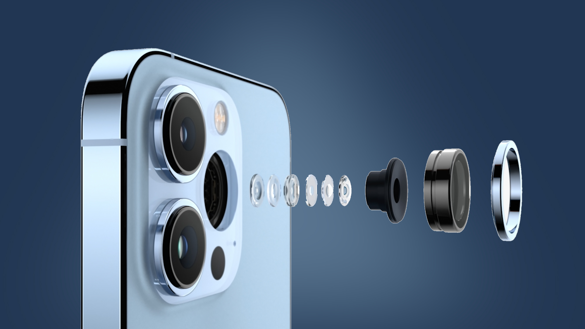 The iPhone 13 Pro's macro lens