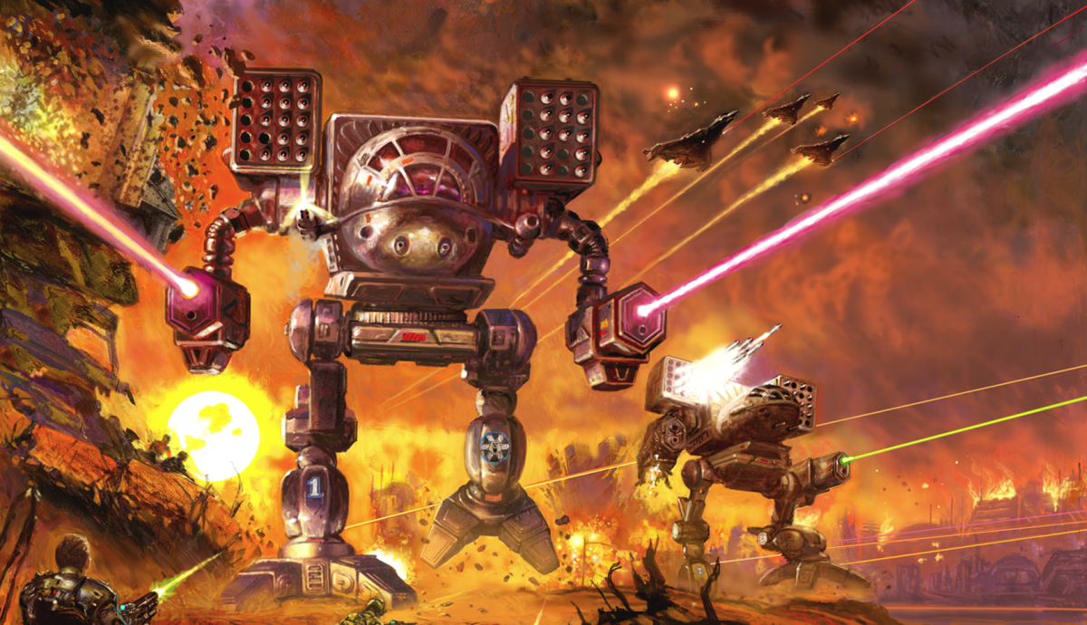 Mechwarrior 5: Mercenaries gets its own free 'Origins' novella series