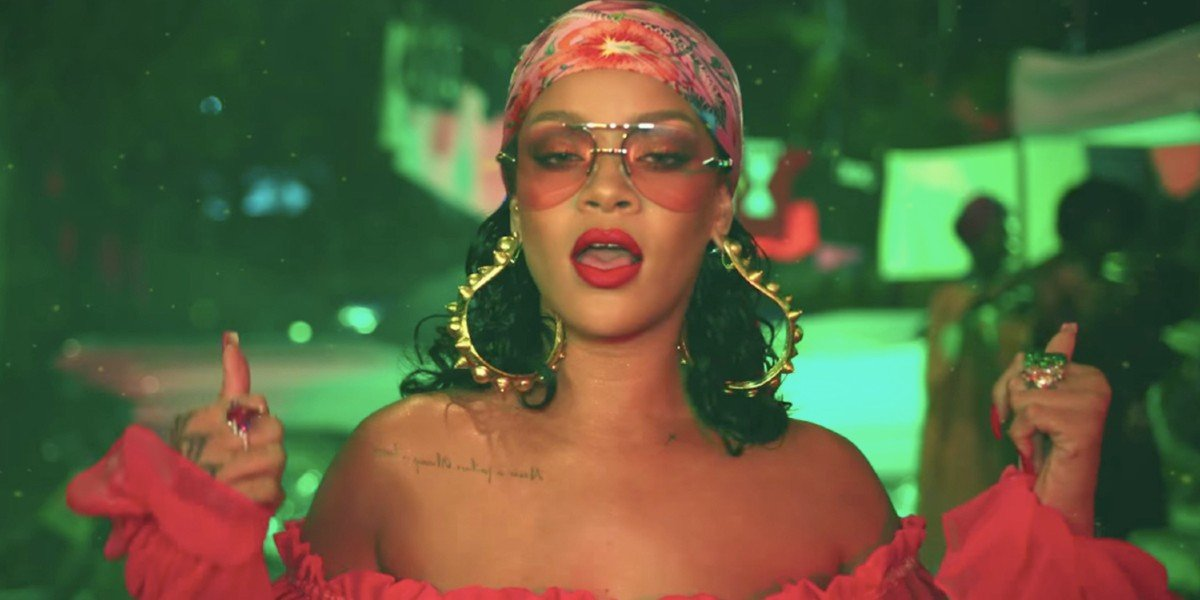 "Rihanna - ""Wild Thoughts"" Music Video"