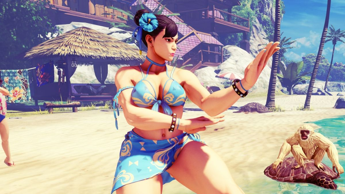 Street Fighter 5 Characters Gamesradar