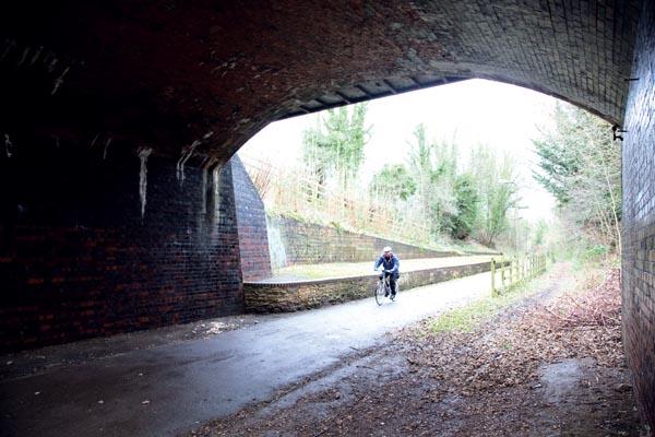 Milton Keynes ride