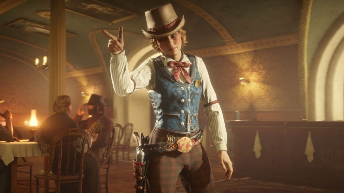 Red Dead Online is adding a bootlegging business next week