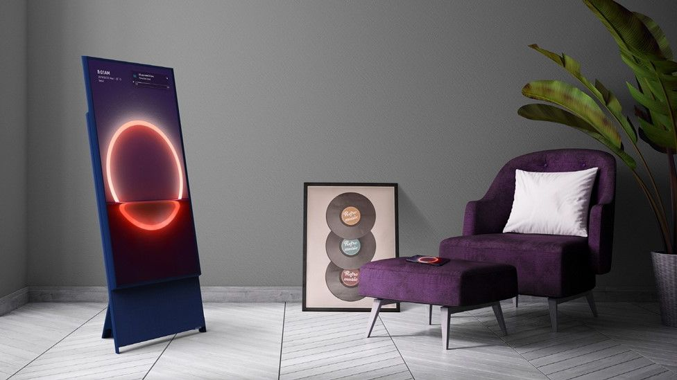 The Samsung Sero TV is weird – so why are the speakers so good ...