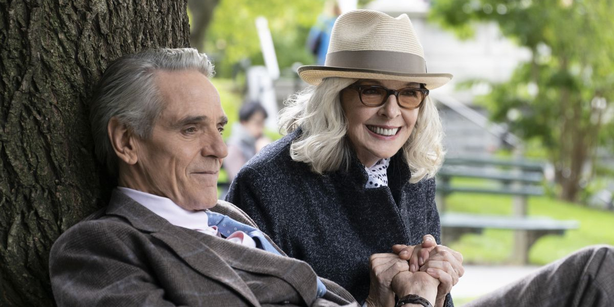 Jeremy Irons and Diane Keaton in Love, Weddings & Other Disasters