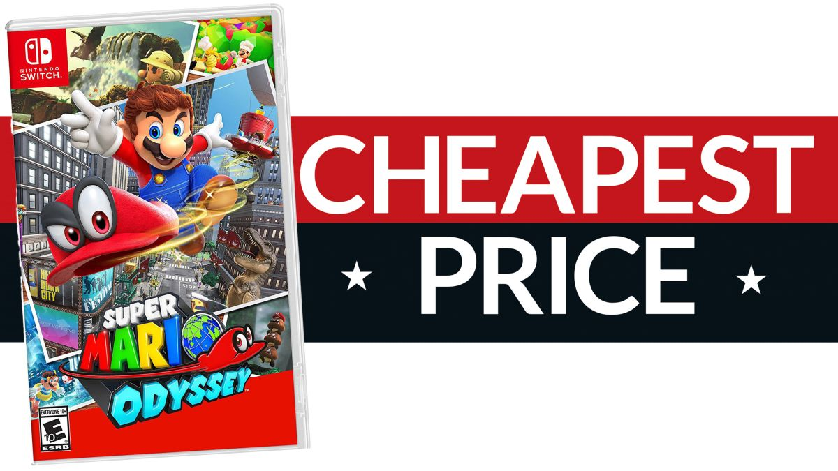 super mario odyssey digital price