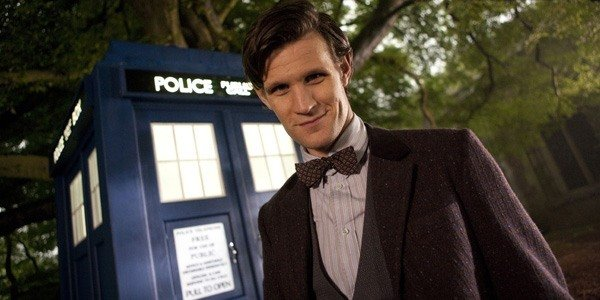 The Doctor Matt Smith Doctor Who The BBC