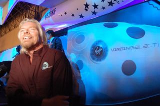 Virgin Galactic Unveils SpaceShipTwo Interior Concept