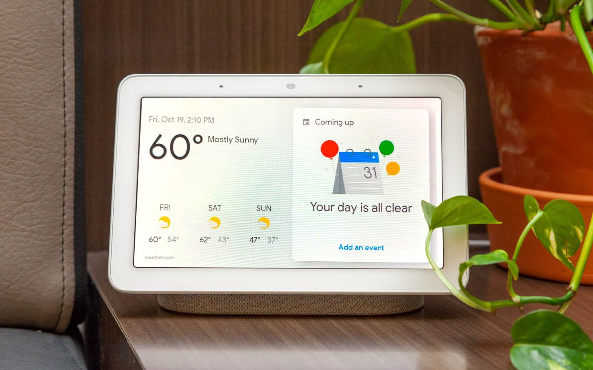Act Fast: Google Home Hub Now Just $74