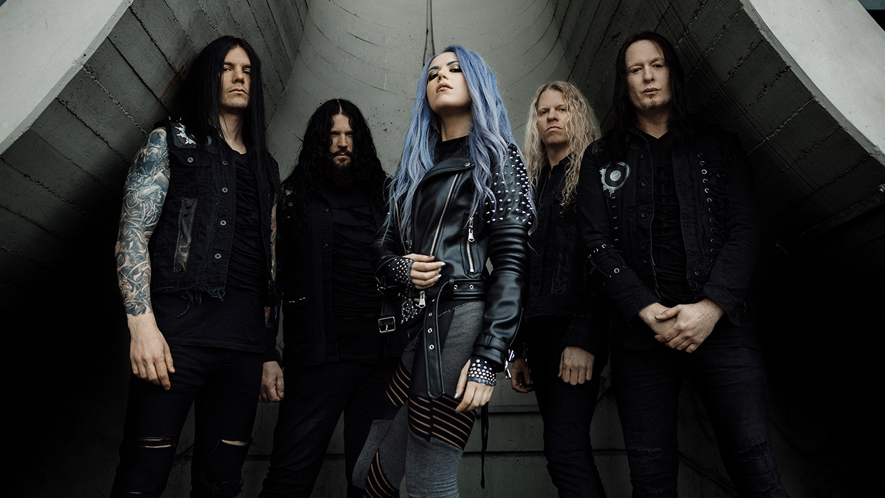 Arch Enemy reveal new album Covered In Blood