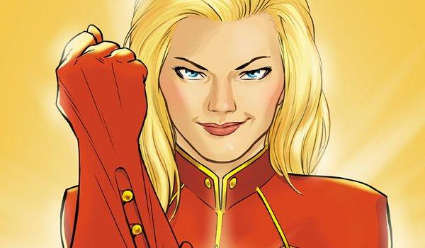 Captain Marvel Lopez