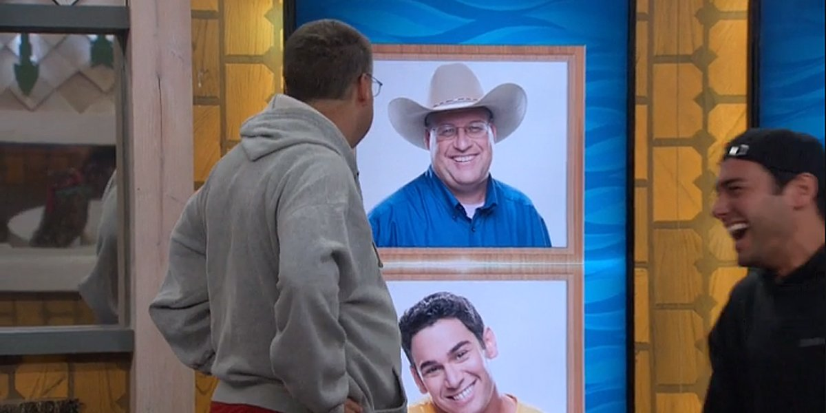 Big Brother 21 Cliff and Tommy nominated for eviction in Week 11 CBS