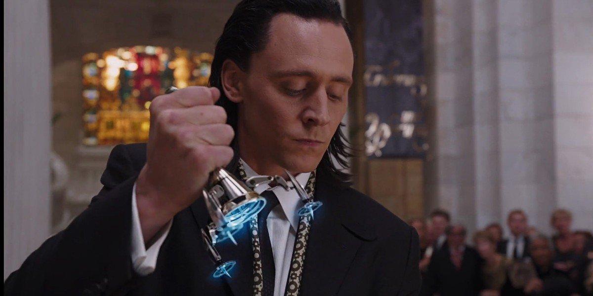 Tom Hiddleston - The Avengers (2012)