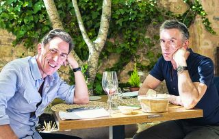 As Steve Coogan and Rob Brydon reach the mid-point of their Spanish road trip, they revisit recurring themes...