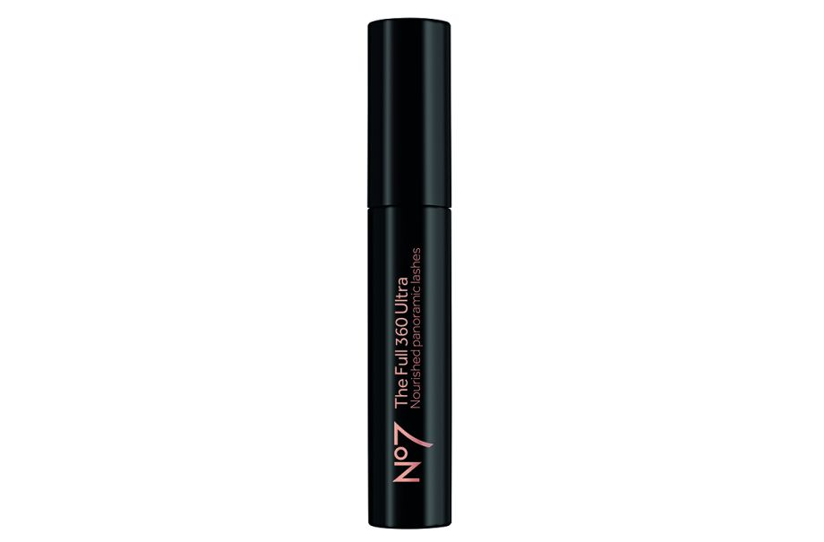 no7 360 ultra mascara nourish lashes ultra volume